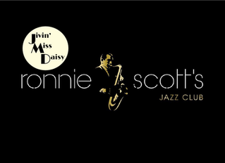 JMD back at Ronnie Scott's - the club just reopened