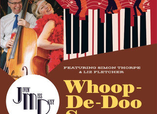 JMD's brand new CD, 'Whoop-De-Doo Songs', now available in our online store!