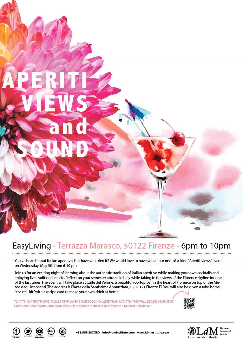 Aperiti Views And Sound Event