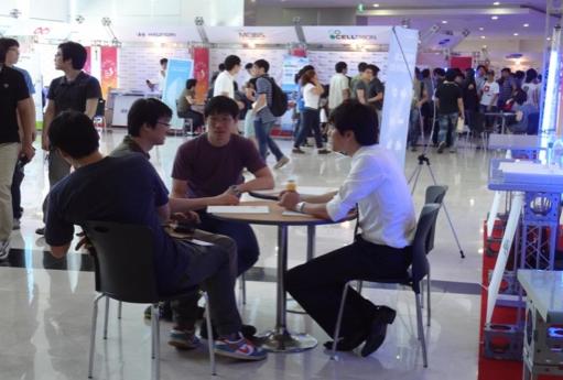 포항공과대학교 글로벌기업 취업박람회 개최