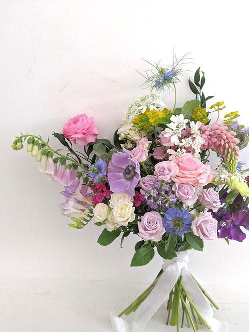 Bespoke Hand-tied Bouquet