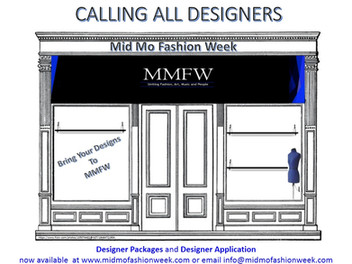 Calling all Designers for MMFW!