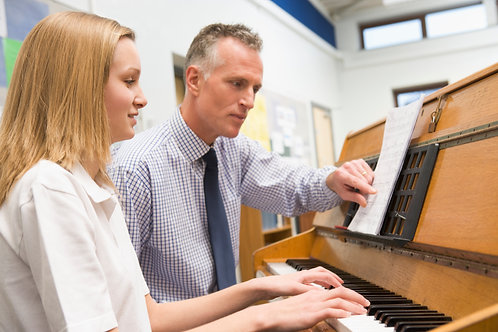 PROVIDE INSTRUMENTAL OR VOCAL TUITION