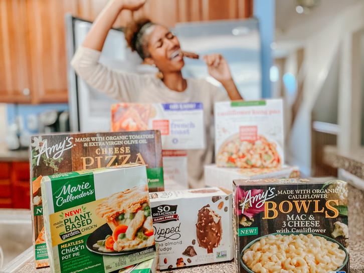 Troy Favorites: Quick Vegan & Vegetarian Meals & Desserts!