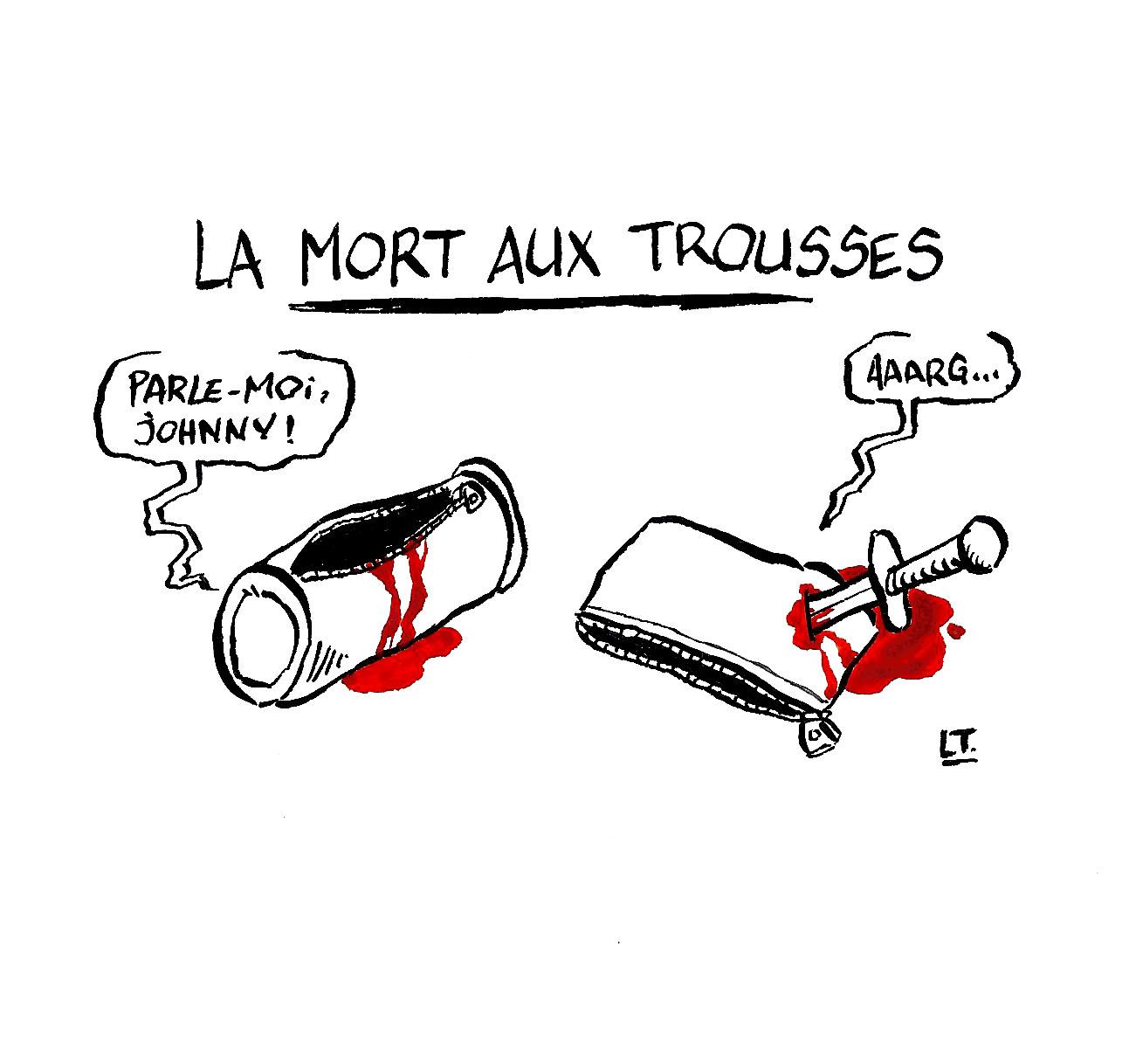 La Mort Aux Trousses