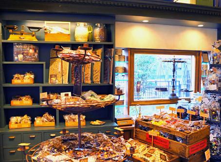 앤티크풍의 초콜릿 전문점 「카카오마켓 바이 마리벨(Cacao Market by Maribel)」