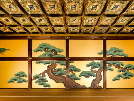 세계문화유산 등록 25주년 기념「니조성(二条城) 장벽화(障壁画)」특별전시