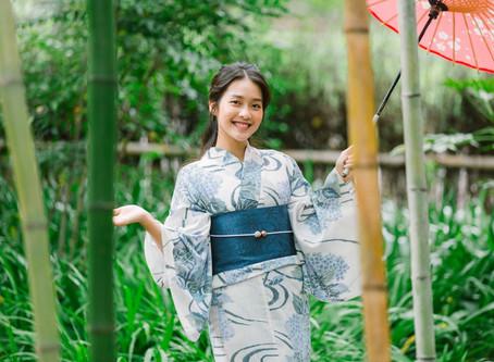 베트남 인기여배우「카 응안(Kha Ngan)」씨가 유메야카타에 와주셨어요!