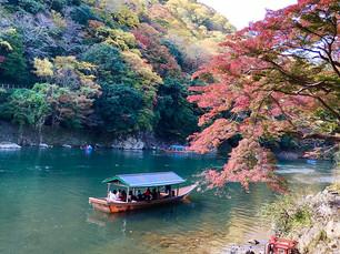 역시 아라시야마(嵐山)는 좋아~