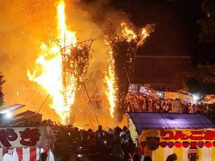 사가샤카도(嵯峨釈迦堂)로 불리는 세이류지(清凉寺)의 오타이마츠시키(お松明式)