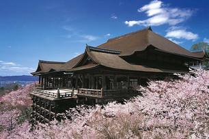 키요미즈데라(清水寺)