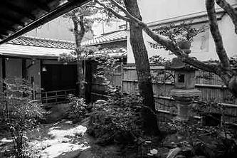 오이케점 정원