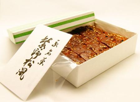 풍미있는 단맛과 은은한 소금맛이 일품인 화과자 전문점 「마츠야 토우베에(松屋藤兵衛)」