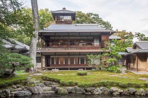 옛 미츠이 가문의 시모가모 별장(旧三井家下鴨別邸)
