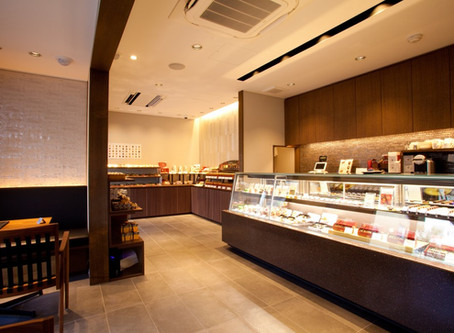 일본의 이미지를 담은 특별한 초콜렛가게 「쇼콜라 베르아메르(ショコラ ベルアメール)」은각사점