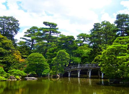 우아하고 기품있는 궁궐, 교토고쇼(京都御所)