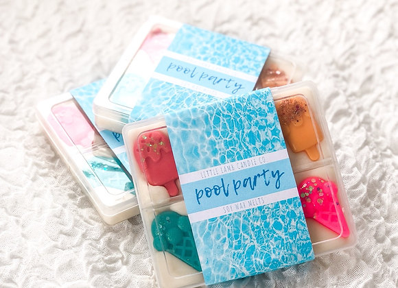 Pool Party Selection Box