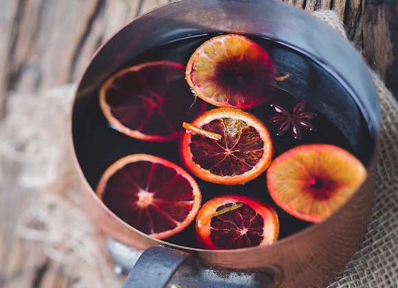 Mulled Wine Melts