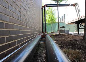 Rental Boiler Installation