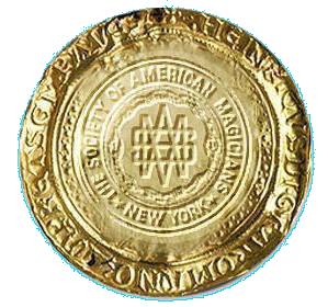 SAM+Emblem+Gold