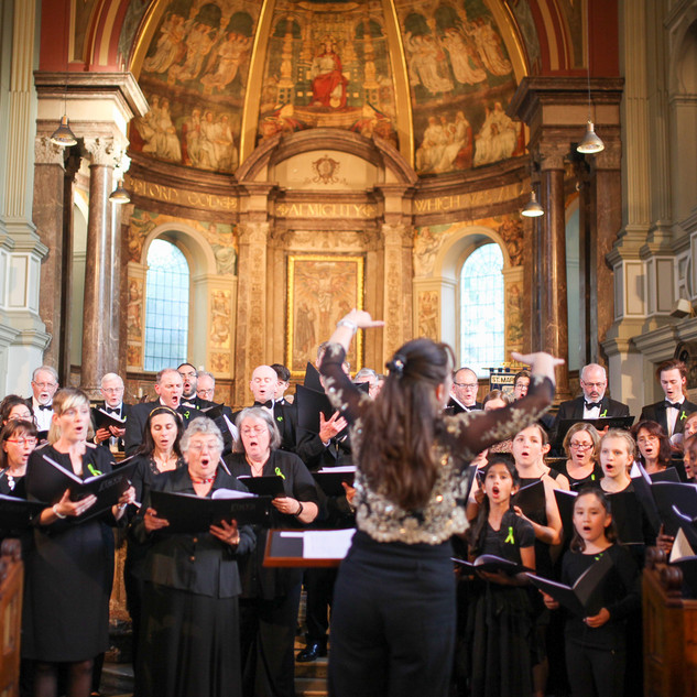 St Marylebone Church, June 2019