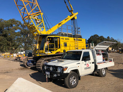 Ozmec Engineering & Mechanical_Crane Inspections. Piling Rig Inspections