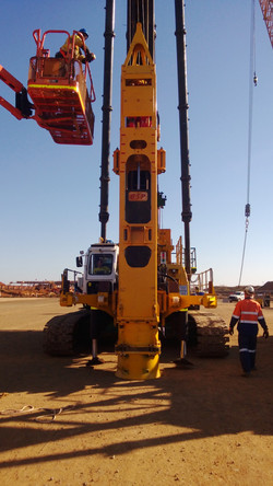 Ozmec Engineering & Mechanical_Onsite Plant Maintenance - BSP hydraulic hammer