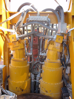 Ozmec Engineering & Mechanical_Onsite Plant Maintenance - BG KDK rotary drive