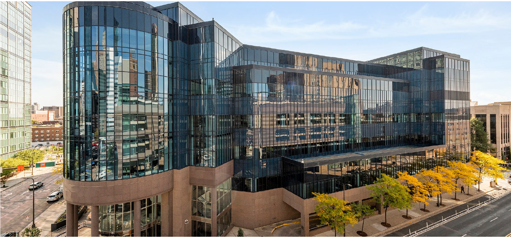 Downtown Minneapolis Data Center for Lease