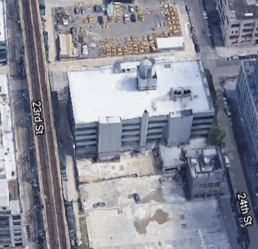 Long Island City Workplace Recovery Center, New York