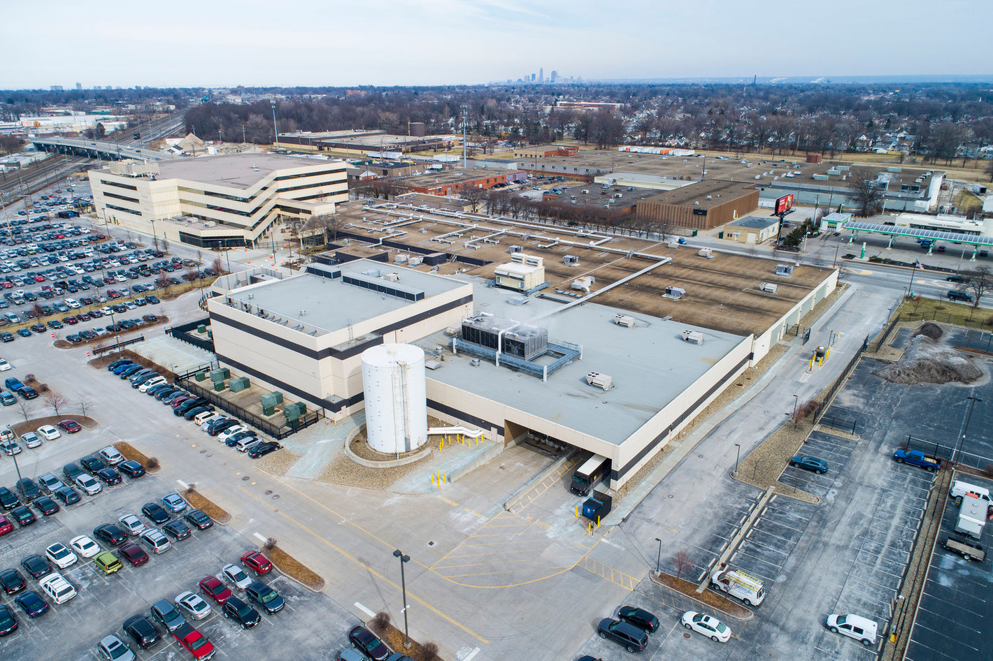Tier III Data Center For Lease in Cleveland