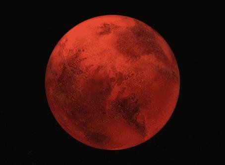 忍耐力の限界に挑戦:牡羊座での火星逆行