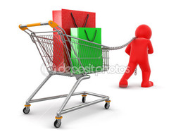 depositphotos_31776823-Man-pulling-shopping-cart-with-shoping-bags