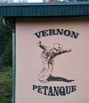 Club de pétanque de Vernon by © Letruc