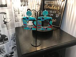Boucles d'oreilles bleu photo1.JPG