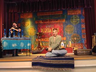 """""""Killing Buddha"""" in Santa Fe in September"""