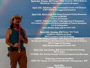 Randy Granger tour dates