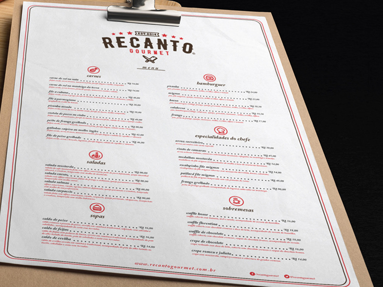 Recanto Gourmet