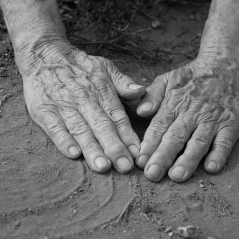 Hände meiner Oma
