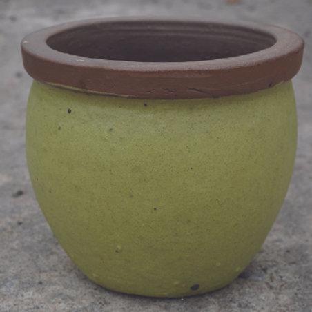 Macetero Ceramica Esmaltada GLP51
