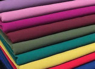 Düz Renk Poplin 240 cm (2020A001)
