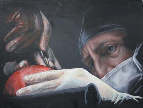 Surgical Sketch No.2