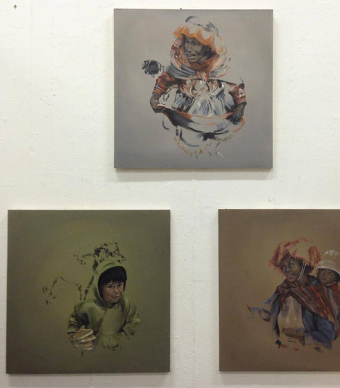 Peruvian Triptych