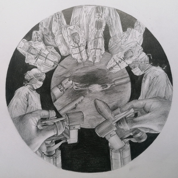 RCS: Holistic view sketch 3