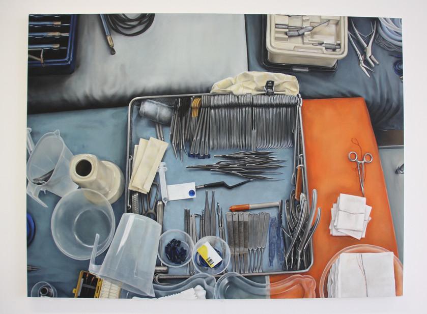 Surgical Still Life
