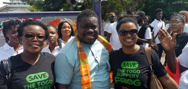 STF Ghana Petitions Parliament_ Musician