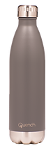 Quench Premium Metal Water Bottle