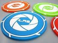 Custom Moulded PVC Rubber Coaster