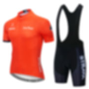 Custom cycling clothing