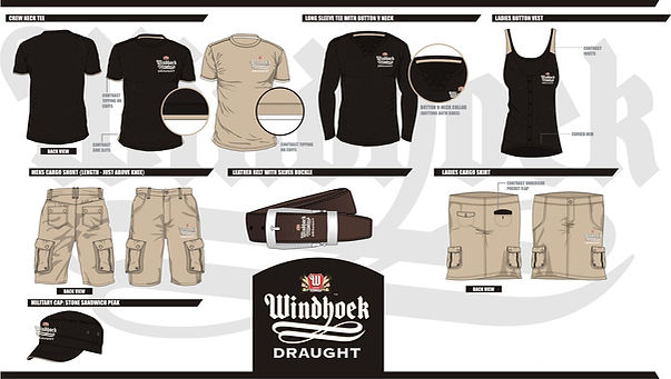 Custom promotional clothing